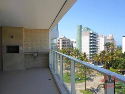 Apartamento Novo 3 Dormitórios, Riviera De São Lourenço. - Ap2001