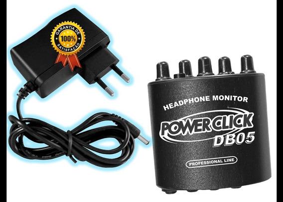 Fonte Power Click Db05 Bivolt - A Melhor!! Não Queima!! - Envio Imediato! Compre Sem Receio!!