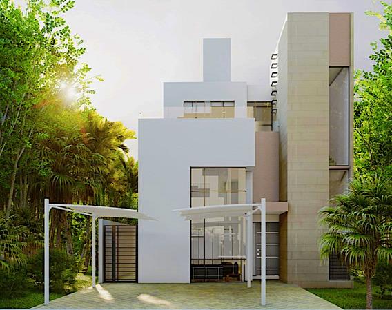 Casa En Residencial Con Casa Club Y Alberca