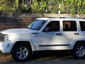 Jeep Cherokee Limited 3.7, Único Dono. Como Novo, 60 Mil Km.
