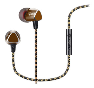 Auriculares In-ear Premium Qkz X36m Deportivos C Estuche