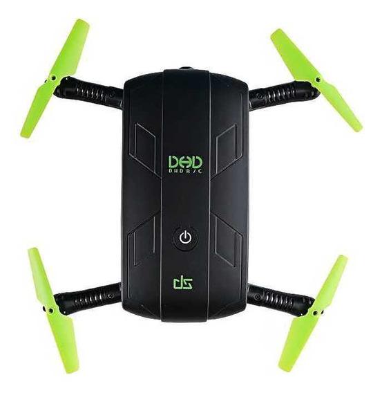 Drone DHD D5 con câmera SD Black