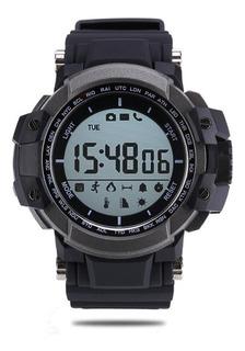 Relógio Inteligente Zeblaze Muscle Bt 4.0 Smartwatch A Prova D