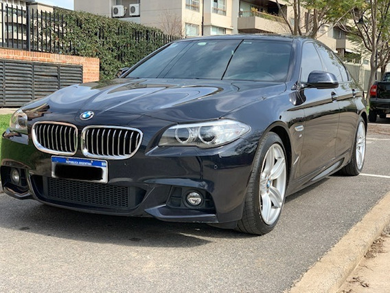 Bmw 535i Sedan M Package 306 Cv 2016 Azul Oscuro