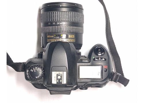 Câmera Digital Nikon D100