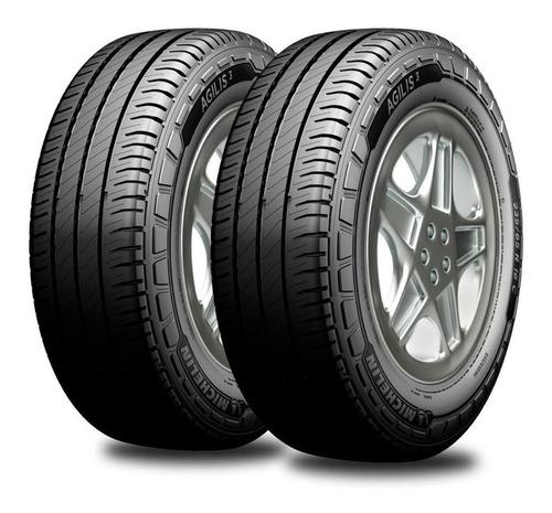 Imagen 1 de 6 de Kit X2 Neumáticos 235/65/16 Michelin Agilis 3 115/113 Carga