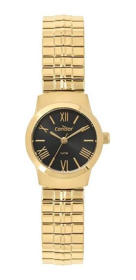 Relógio Condor Feminino Mini Dourado Co2035kyw/4p