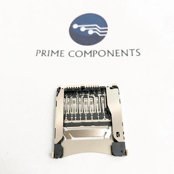 Leitor Slot Cartão Memoria Canon 70d 80d 6d 6d Ii 77d Peça
