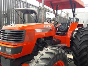 Tractor Agricola Kubota M9000 En Lima