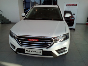 Haval H6 2.0t Coupe Dignity At 2wd U$s 32.600 Jm