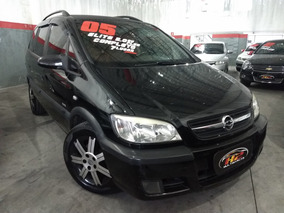 Chevrolt / Zafira Elite 2.0 8v 7lugar 2005 - H2 Multimarcas