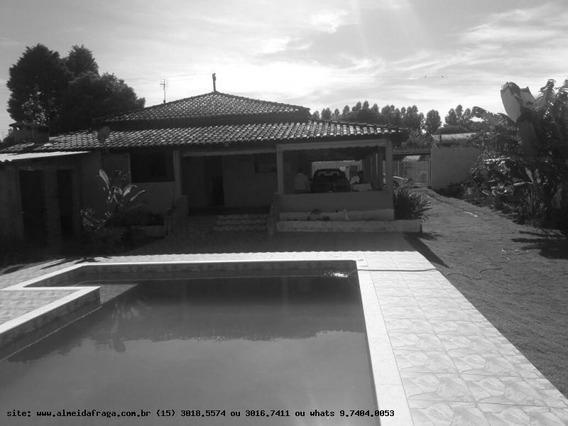 Chácara Para Venda Em Araçoiaba Da Serra, Araçoiaba Da Serra, 3 Dormitórios, 1 Suíte, 2 Banheiros - 1700