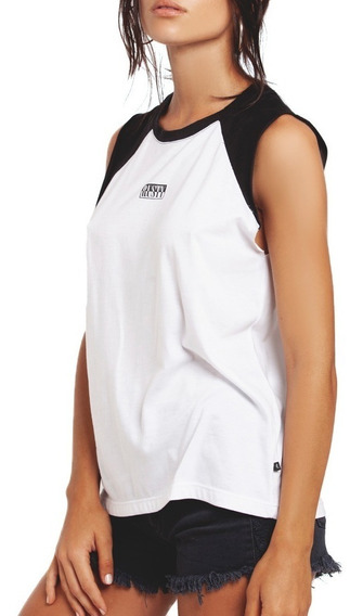 Musculosa Mujer Rusty Halves