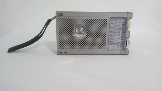 Antigo Rádio Philips Não Funciona R