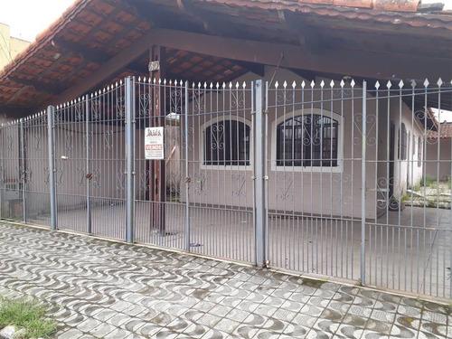 Casa, 3 Dorms Com 166.4 M² - Ocian - Praia Grande - Ref.: Pr1656 - Pr1656