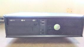Cpu Dell Optiplex Modelo 740 - Hd 80 Gb