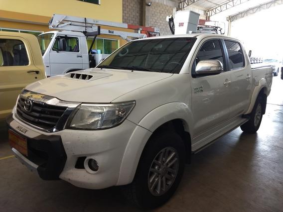 Toyota Hilux Ano 2015