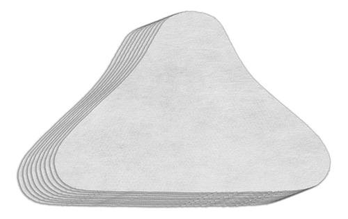 Filtros De Proteção Para Máscara Fiber Knit - 30 Unidades