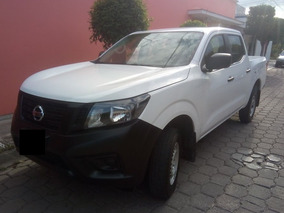 Nissan Np300 S Doble Cabina 2017
