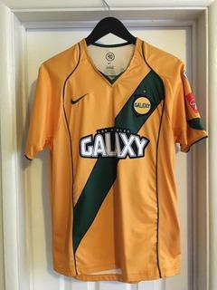 Camisa De Futebol Importada 2005 La Galaxy