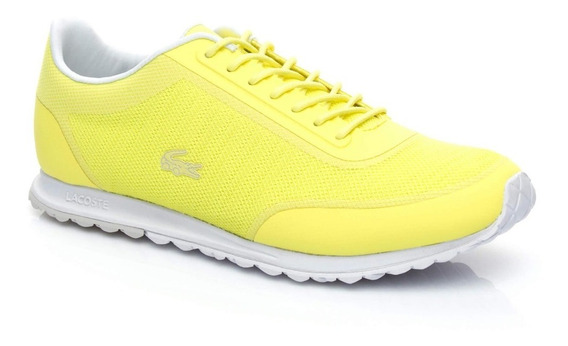 Tenis Lacoste Helaine Runner 118 Casual Moda Mujer Entrenamiento Gym
