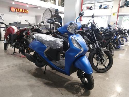 Imagen 1 de 7 de Yamaha Fascino 125 Fi 0km 2021  Cuotas Sin Interes Mg Bikes