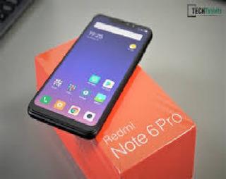 Smartphone Xiaomi Redmi Note 6 Pro 64gb 4gb Global + Capa!!!