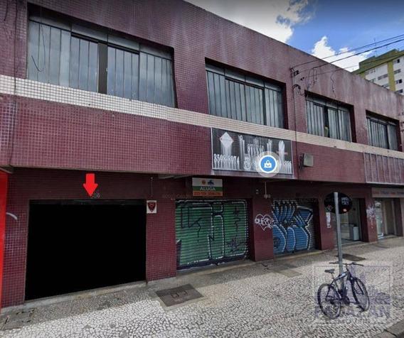 Loja Para Alugar, 59 M² Por R$ 1.300,00/mês - Centro - Curitiba/pr - Lo0101