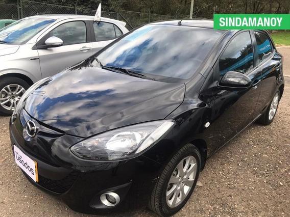 Mazda 2 Basico 1.5 Aut 5p 2012 Kdm083