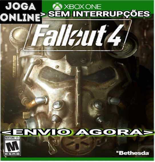 Fallout 4 Xbox One Online Digital Original Imediato!