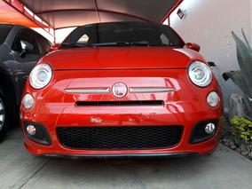 Impecable Fiat 500 Sport Aut. Q/c, Piel 1 Dueño