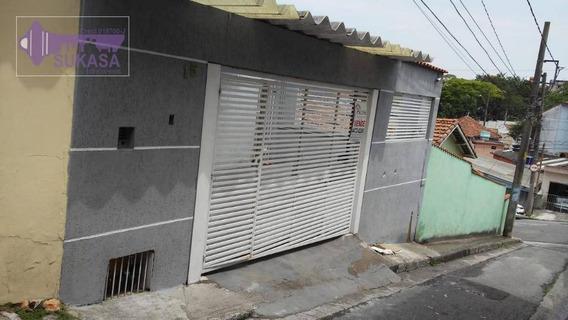 Casa Com 2 Dormitórios À Venda, 98 M² Por R$ 320.000,00 - Vila Francisco Matarazzo - Santo André/sp - Ca0204