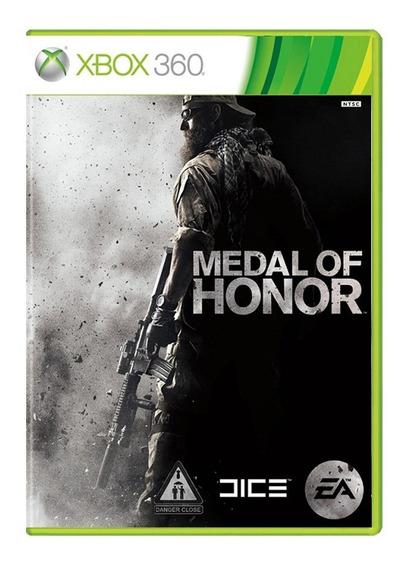 Medal Of Honor - Xbox 360 - Usado - Original