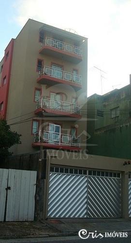 Apartamento Em Matriz - Mauá - Sp - Av02/125