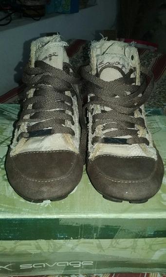 Zapatillas Super Cancheras.