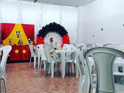 Aluguel Casa De Festas
