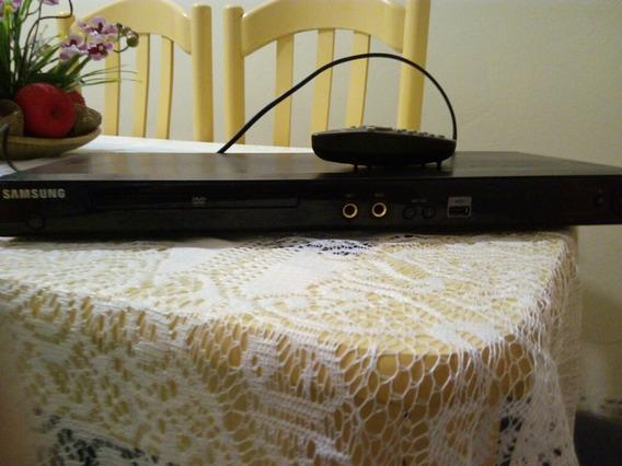Dvd Player Samsung / Karaokê