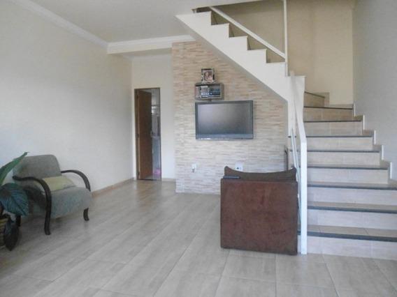 Casa Geminada Com 3 Quartos Para Comprar No Jardim Riacho Das Pedras Em Contagem/mg - 1185
