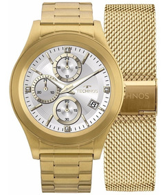Relógio Technos Feminino Connect Srae/4p Smartwatch Full