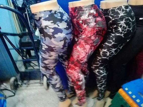 Calzas De Mujer Combinadas.