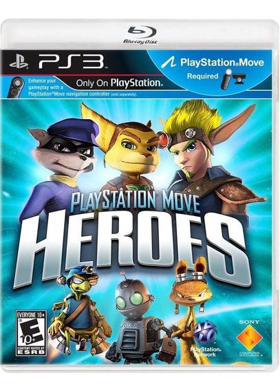 Playstation Move Heroes - Playstation 3 - S. G.