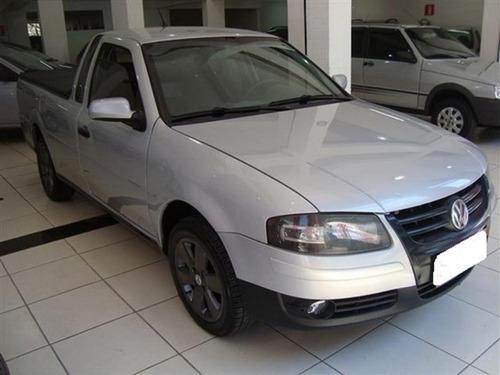 Volkswagen Saveiro  Prata1.6 Mi  Cód9996