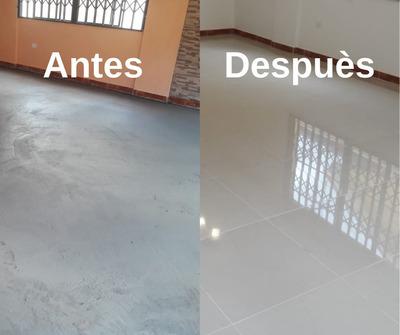 Instalaciòn De Ceràmica, Porcelanato Garantizado 0967854252