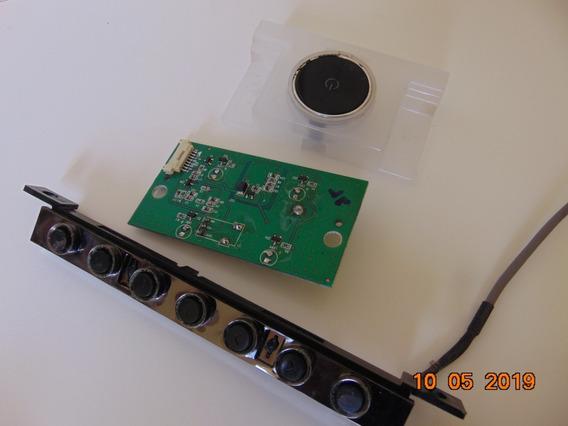 Placa Botão Power E Função Tv Sansung Pl-42p7h Com Garantia