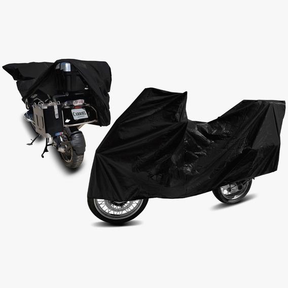Capa Cobrir Moto Citycom S 300i Forrada Corino Couro