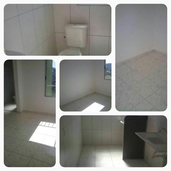 Apart 2 Quarto Sala Cozinha Areia De Serviço Baneiro