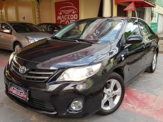 Corolla 1.8 Gli Automático 2014 Preto