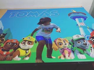 Banners Con Foto Fondos Cumpleaños Infantiles Lona Impresion