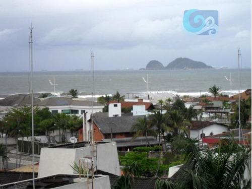 Imagem 1 de 11 de Cobertura À Venda, Praia Da Enseada - Guarujá - Co0094