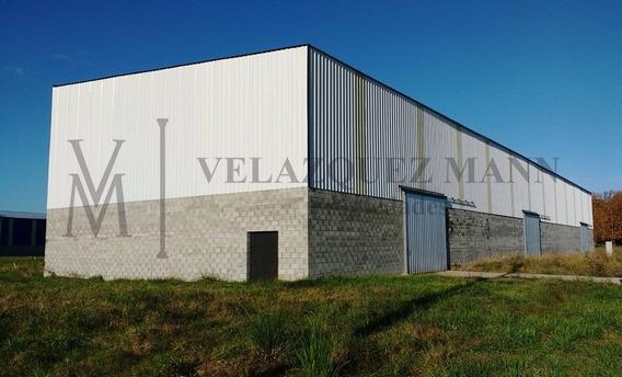 Galpón En Venta - Parque Industrial